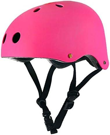 Adult Kids Skate Skateboard Helmet/&Protector For Skate BMX Scooter Stunt Bike UK