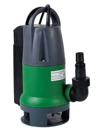 Ribiland prpvc550ca - Bomba de drenaje para aguas cargadas (potencia: 550 W, flotador