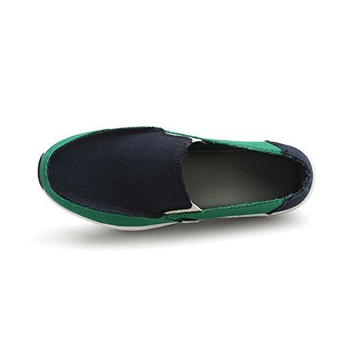 D Fitness Toile Chaussures Chaussures Chaussures Shake Femmes Automne Confort Slip Sneakers Conduite Printemps Chaussur Shaking amp; Ons dcontract Mocassins Chaussures de Chaussures plats Shake Mocassins SPxFfx