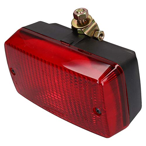 AB Tools-Maypole Rear High Intensity Fog Light Lamp for Trailers Imports Caravans E Marked Large