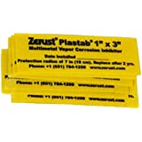 "Zerust Rust Prevention Plastabs 1"" x 3"" - Pack of 10"