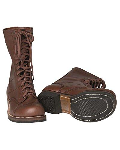 Tec Tec Boots Marrone Riproduzione Mil para para para RwYTqg