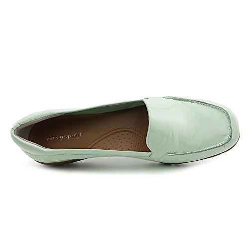 Easy Spirit Abide Mujer Turquesa Charol Mocasines Zapatos Talla Nuevo EU 36