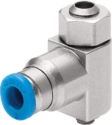 FESTO 175053 GRLA-M5-QS-3-LF-C ONE-WAY FLOW CONTROL VALVE SUPPLIED IN PACK OF 1