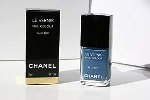 Chanel Le Vernis Blue Boy Les Jeans de Chanel Nail Polish