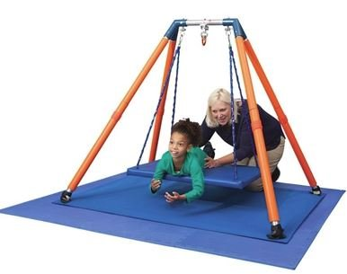 Haley's Joy® Small Platform Swing for On-The-Go Frame Size 1