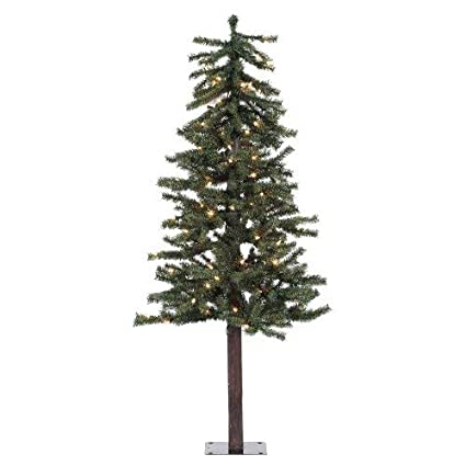 c16e682dccad4 Amazon.com  Vickerman 100-Piece Natural Alpine Tree with 337 Tips ...