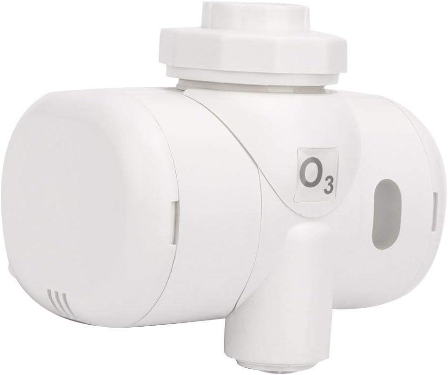 Uxsiya Exquisito Filtro Frontal de purificador de Agua Multifuncional, Filtro de ozono Fuerte, fácil de Usar para la Cocina de Viaje en casa