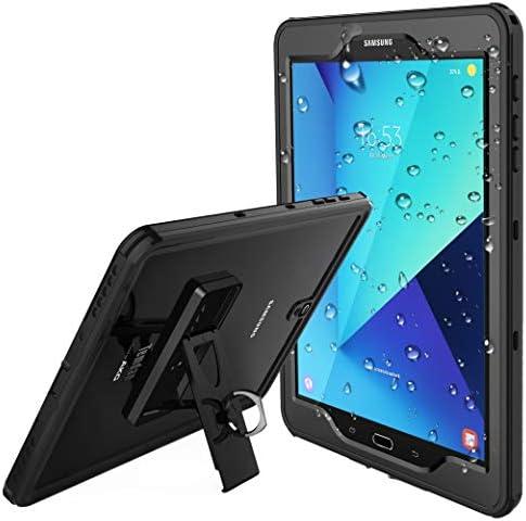 Temdan Samsung Galaxy Tab S3 Wasserdichte Hülle Robuste Computer Zubehör