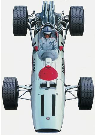 タミヤ 1/12 ビッグスケールシリーズ No.32 Honda RA273 (エッチングパーツ付き) 12032