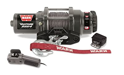 Warn Vantage 2000-S Winch - 2000 lb. Capacity by Warn