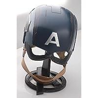 シビル・ウォーキャプテン・アメリカ ヘルメット FRP素材 M/L