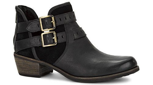 Boot B leather Black Patsy Suede m Women's 6 Ugg q76SPw