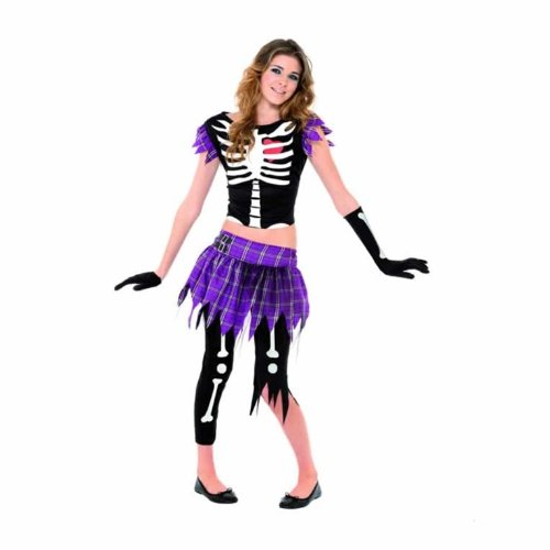 Punk Halloween costume (disfraz): Amazon.es: Hogar