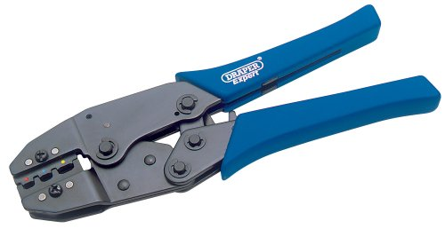 Draper Expert 35574 Ratchet-Action Terminal Crimping Tool