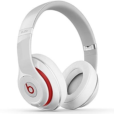 Beats by Dr. Dre Studio Wireless 09152 | Over Ear Headphone White BT OV STU WL WHT