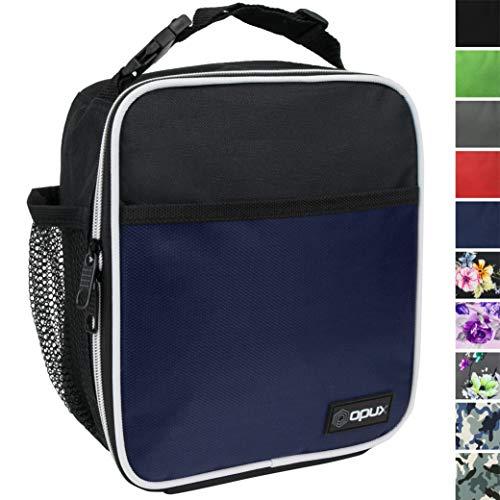 school side bags blue - 2