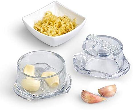 One Size Zyliss E960011U Garlic /& Root Mincer-Clear