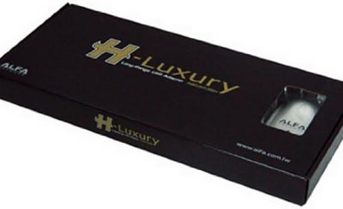 H-Luxury AWUS036H Alfa Network 1000mW + Antena 9dbi + Soporte Ventosa y Clip + U-Bag