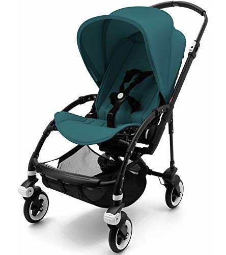 Bugaboo Bee 3 Special Edition Pastel Stroller in Petrol Blue