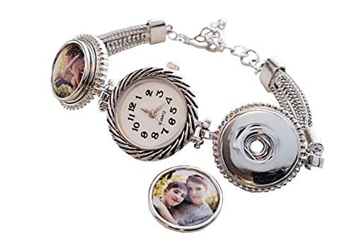 Amazon.com: Personalized Photo Bracelet Watch Womens Watch ...