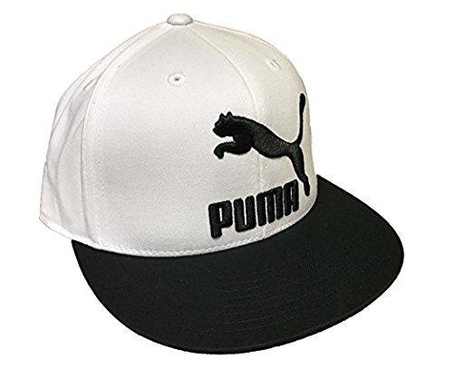 Puma-Heritage 210 Cappello aderente (Large / X-Large, Black / White)
