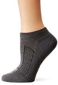 Farm to Feet Women's Greensboro Multisport Low Socks, Dark Shadow, Small
