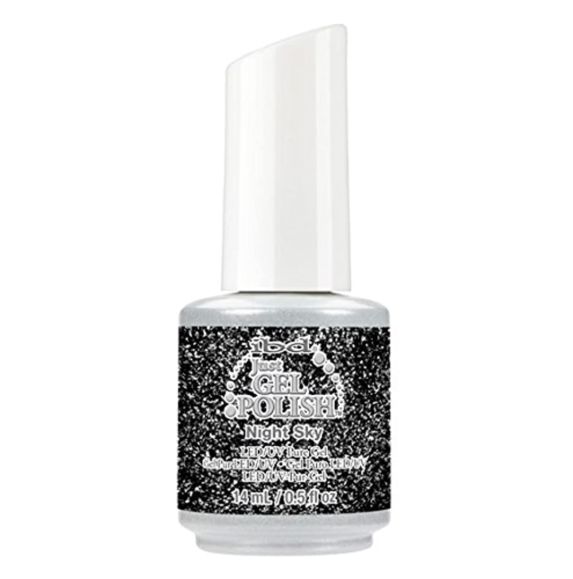 フラスコ反対した検索エンジンマーケティングibd Just Gel Polish - Diamonds+Dreams Collection - Night Sky - 14 mL / 0.5 oz