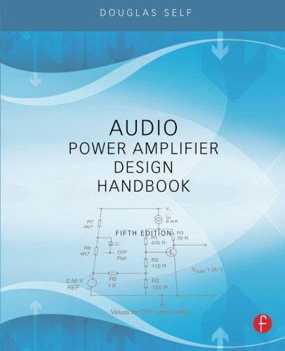 Audio Power Amplifier Design Handbook, Fifth Edition by Focal Press