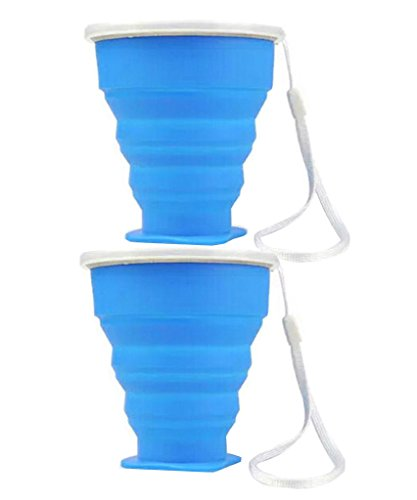 Kuke Silicone Folding Collapsible Cup product image