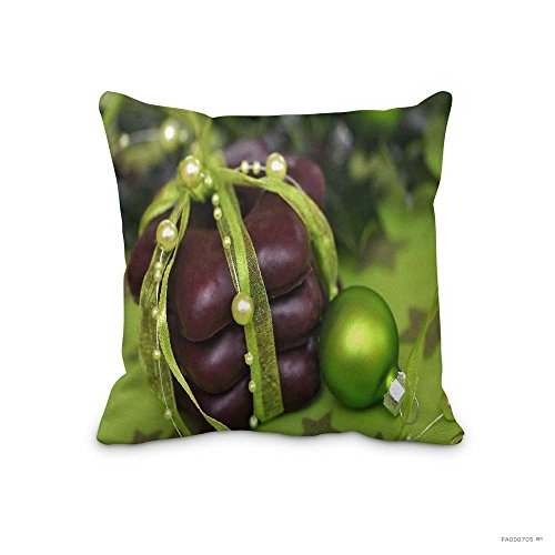 18x18inch pillow Cover Two Side Pattern Throw Pillow Case Holiday Christmas Cookie Ornaments Pillow Shams
