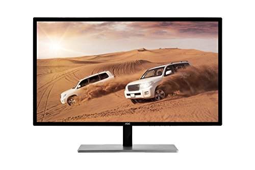 AOC-U2879VF-28Class-LED-4K-Monitor-3840×2160-300cdm2-10Bit-Color-FreeSync-VGA-DVI-HDMI-DP