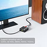 PROZOR 192KHz Digital to Analog Audio Converter DAC