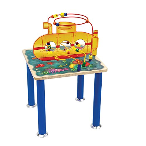 Figure Anatex (Anatex Submarine Rollercoaster Group Play Multi Activity Learning Fun Wood Table With Colorful Beads Kids Children)