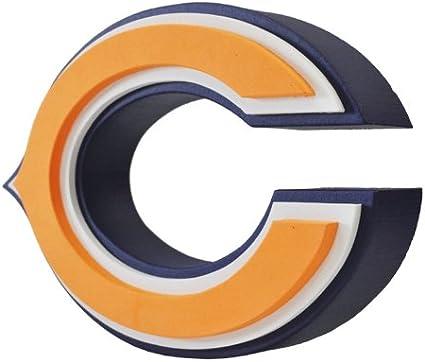 Amazon Com Nfl Chicago Bears 3d Foam Logo Sports Fan Home Decor Sports Outdoors