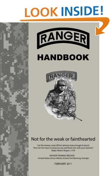 Ranger Handbook: Not For The Weak or Fainthearted