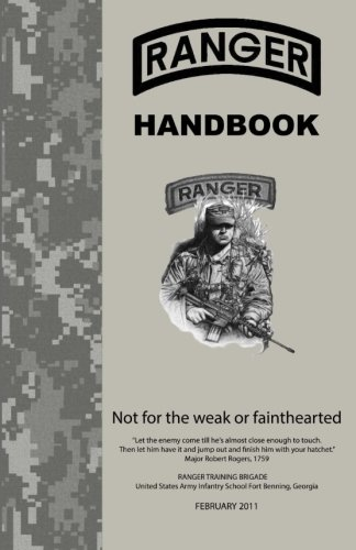 Land Navigation (Ranger Handbook: Not For The Weak or Fainthearted)