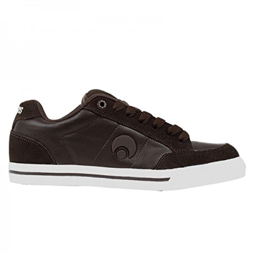 Osiris Skateboard Schuhe Clip Brown/White