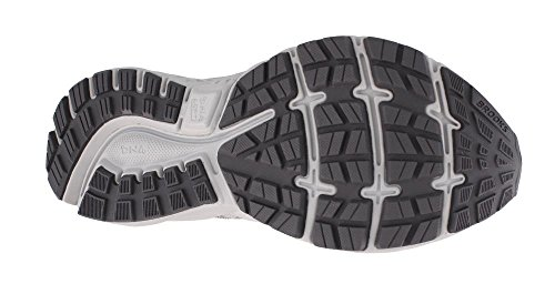 Zapatillas Gris plateado Running Ghost Brooks 11 Para Mujer De blanco vxBqwE0