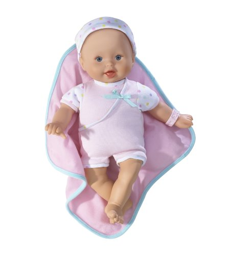 Little Mommy Baby So New It's a Girl Doll (For Mommy Little Girls Dolls)