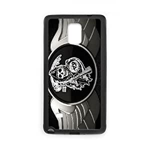 Samsung Galaxy S4 Phone Case Black Sons Of Anarchy NJY8750826