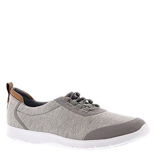 Sneaker Women's Grey Step Fabric CLARKS Allenabay Heathered qtF8xdw1