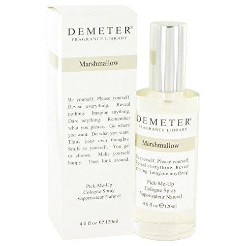 Demeter by Demeter Marshmallow Cologne Spray 4 oz for (Marshmallow Cologne Spray)