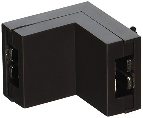 WAC Lighting LM2-T-DB 2-Circuit Low Voltage Monorail T Connector