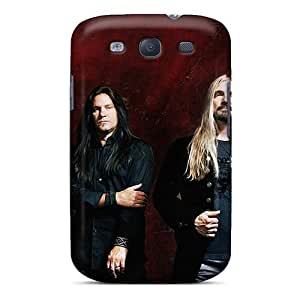 Great Hard Phone Cases For Samsung Galaxy S3 (tOB13806pyaY) Unique Design Vivid Megadeth Band Pattern