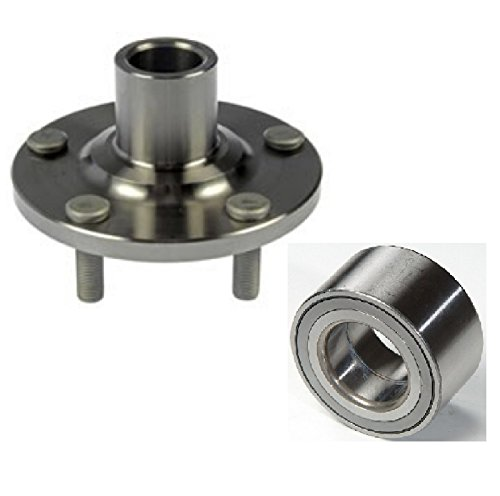 Single Front Left or Right Wheel Hub And Bearing fit 2004 2005 2006 LEXUS (Front Wheel Single)