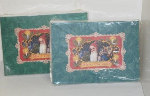 40 Holiday Christmas Cards & Matching Tin - From the HALLMARK Design Collection (2nd in Series of Collectible Tins) 1994 ()