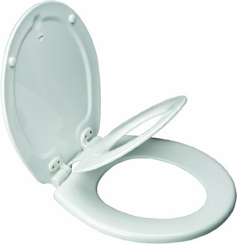 Manufacturers Direct Mayfair Potty Seat and Toilet Seat Molded White
