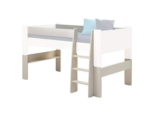 Steens Etagenbett Kiefer : Steens for kids umbauset vom einzelbett zum spielbett hochbett 114
