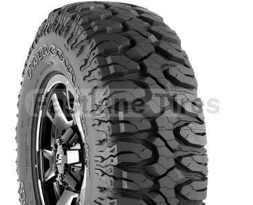Milestar Patagonia M/T Mud-Terrain Radial Tire - 31X10.50R15 - In Mud Tires 15